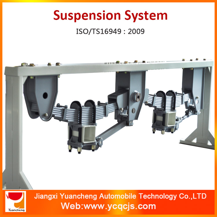 Trailer Leaf Spring Grade12.9 Fasteners Air Suspension