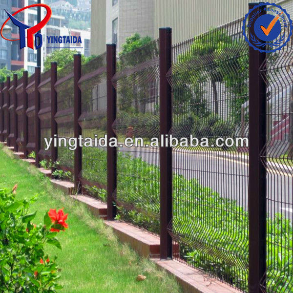 portable iron fence