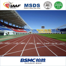 Rubber/Synthetic Running Track, Rubber Running Track Surface, Rubber Flooring For Running Track