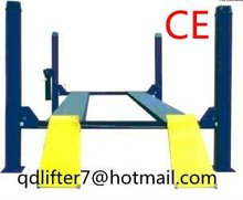 1800mm Hydraulic Four Post Car Lift/Auto Lifting Equipment/Portable Car Ramp/Used Car Hoist