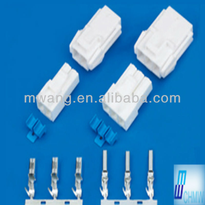 6.2mm VL 4 pin connector male female