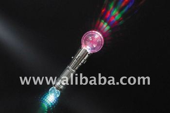 Light Up Microphone Wand with 9 LEDS
