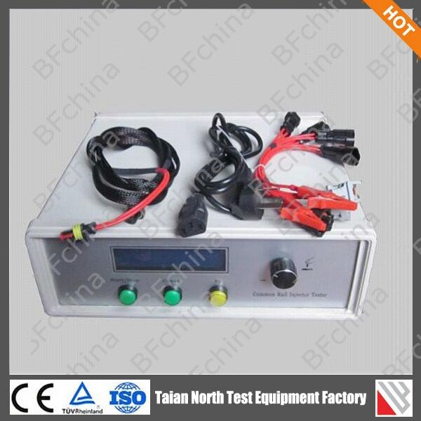 Common rail electronic tester fuel injector test equipment