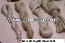Hackled Flax Fiber in Dolls (puppets ) or (Canapa) for plumbing