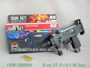 Toy Gun: Super Rifle / Electronic Machine Gun for Sale