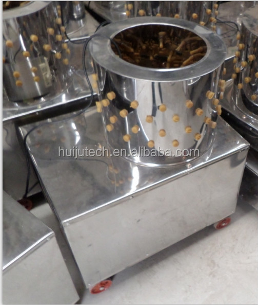 9-10 chickens per time chicken plucker,chicken plucking machine with stainless steel HJ-65A