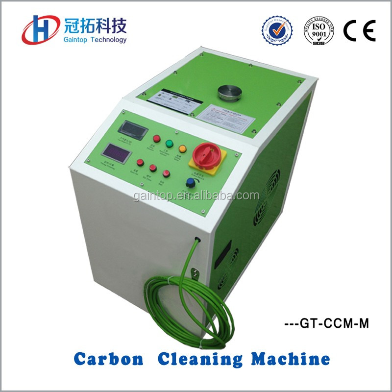 Small model CCM-M feul saving hho /hho engine carbon cleaning machine