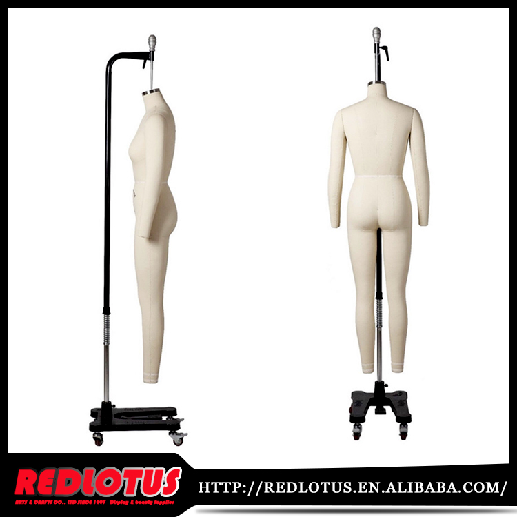Tailoring garment fabric mannequin women full body with leg dummy dress form <strong>model</strong> standing
