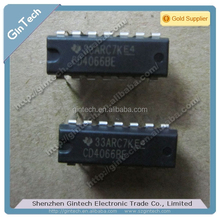 CD4066BE CD4066 DIP-14 CMOS QUAD BILATERAL SWITCH