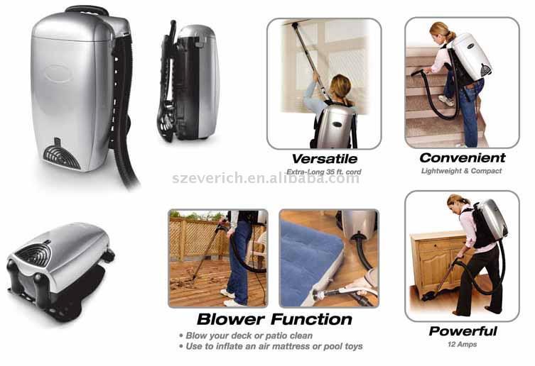 rucksack staubsauger staubsauger produkt id 51993255. Black Bedroom Furniture Sets. Home Design Ideas
