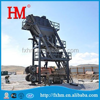 Twin Drum Mobile Cold Asphalt Mixing Plant From China Manufacture/Batching Type Asphalt Mixing Plant