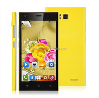 HTM M3 5.0 Inch 854x480 Screen Android 4.2 OS HTM M3 Phone MTK6572 1.3GHz Dual Core CPU 512MB RAM 4GB ROM 3G Ultra Slim WIFI