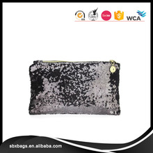Lady Fashion Dazzling Glitter Sparkling Cosmetic Bag