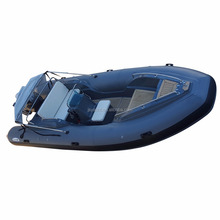 rigid hull fiberglass inflatable boat for sale