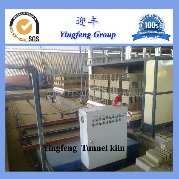 China Supplier best price solar tunnel dryer for clay brick production line