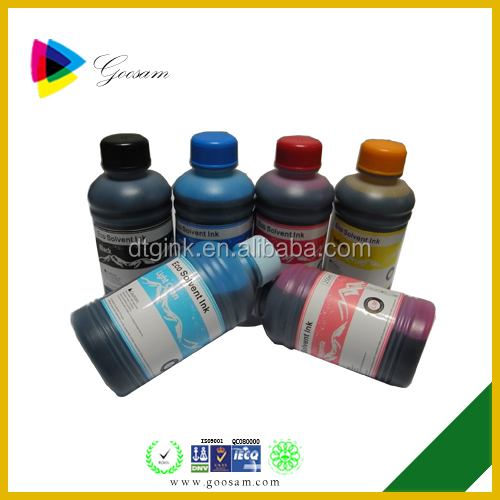 1000ML Eco Solvent ink for Roland SC-500 with DX4 Head Printer
