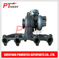 Vehicle Turbocharger BV39 complete turbos 54399880011 / 54399880022 / 751851 / 038253010D for Skoda Octavia II Superb II 1.9 TDi