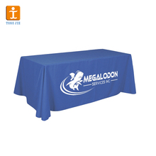 Custom high quality promotion table cloth tablecloth for sales