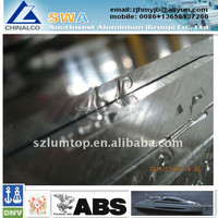 low price 5083 h116 aluminum sheet for marine with ABS DNV LR