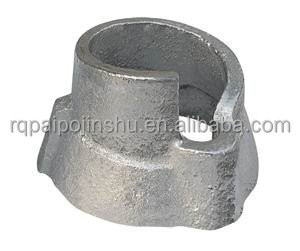 High quality galvanized jack nut screw jack / ledger head and ring lock