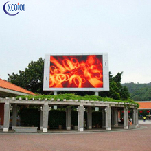 Low Power Consumption P5 3D Led Screen Outdoor For Advertising Show