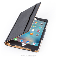 Tan Leather Case Cover For ipad mini 1 2 3 4