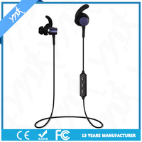 V4.1 wireless hidden waterproof invisible bluetooth stereo earphone
