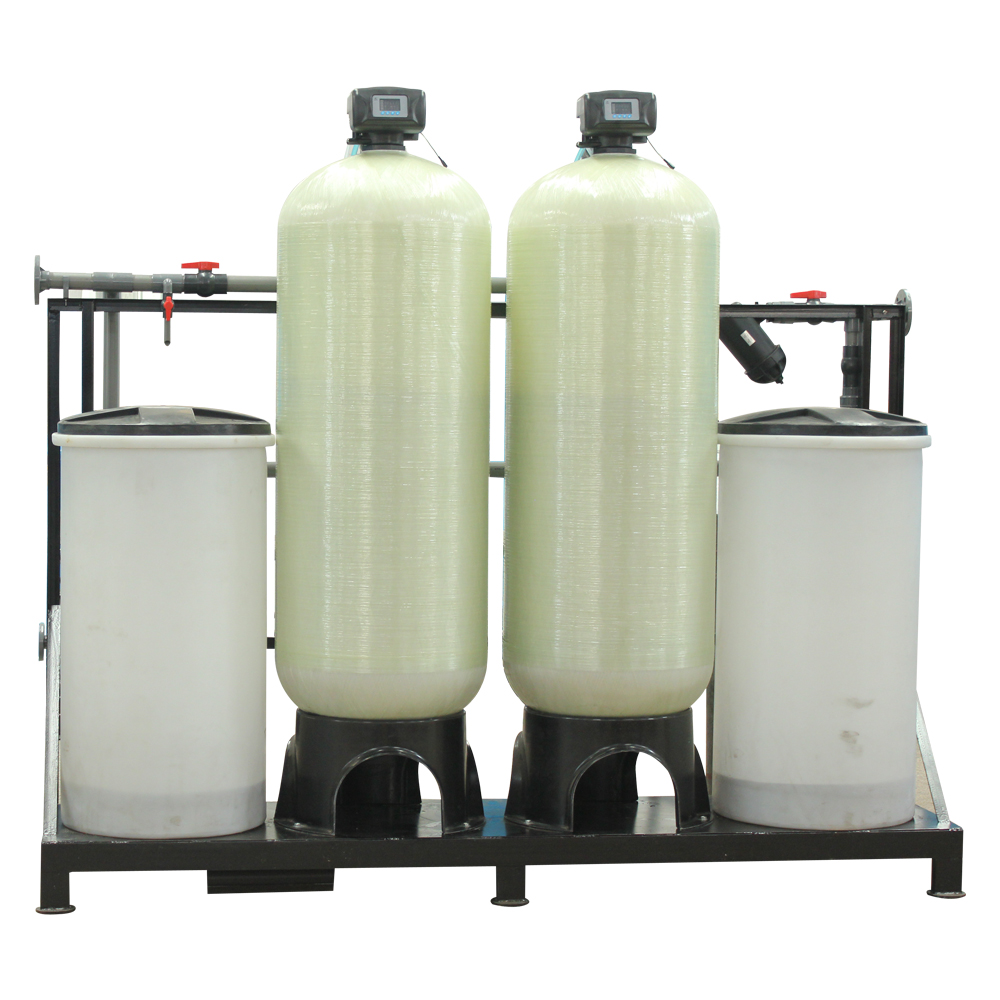 RUNXIN Automatic & Manual Control Valve Water Softener Price