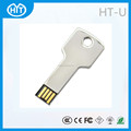 high quality usb flash,laser logo metal key usb, mental key usb 2.0flash drive