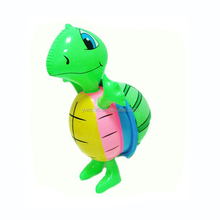 Promotional cartoon tortoise animal toys custom inflatable spiderman cartoon toy