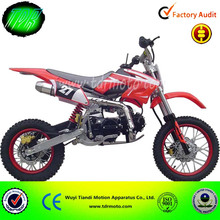 China CE approved TDR-DB001 cheap pit bike 125cc pit bike for sale