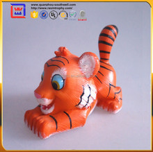 2016 New Arrival Resin Miniature Tiger Statue For Sale