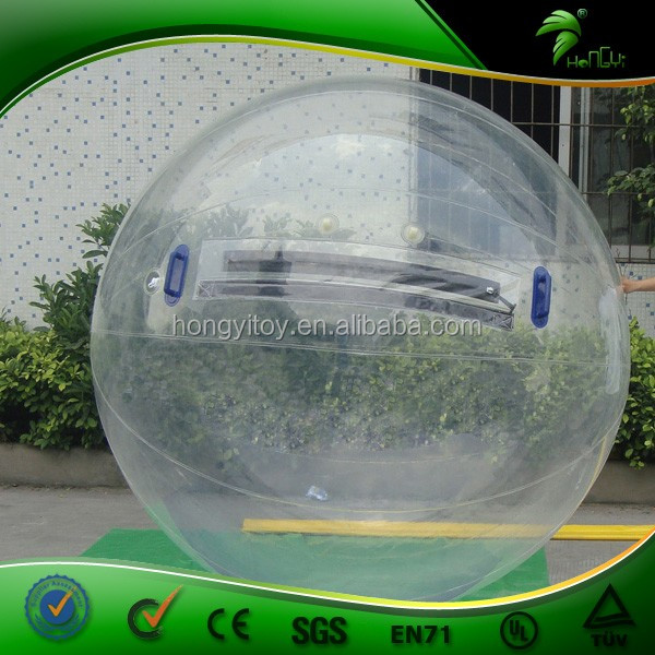 Funny Inflatable Water Walking Ball Water Park Equipment Balloon