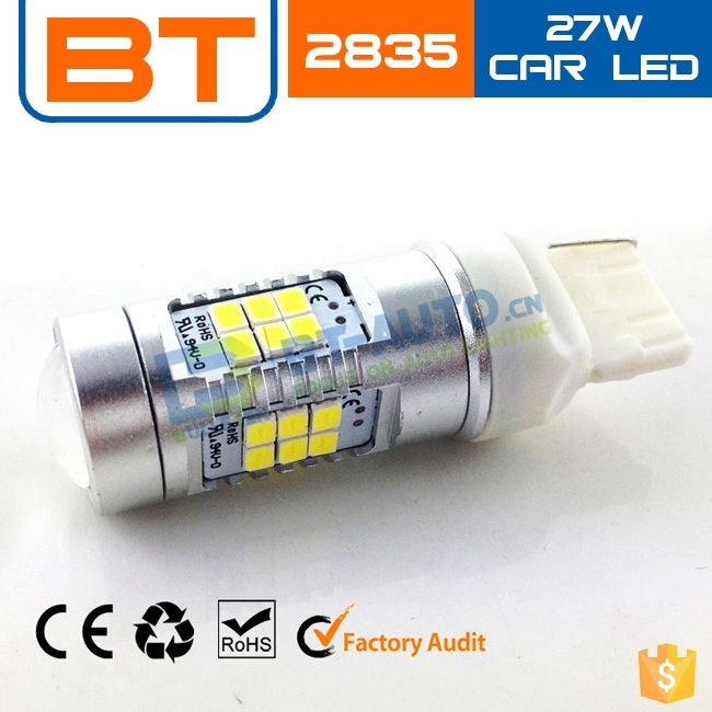 Non-polarity 3156 3157 7440 White/Blue/Y/G/R led reverse for car