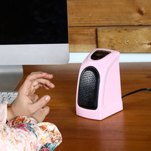 Hot selling high quality Mini heater Fan desktop portable electric wind up heater