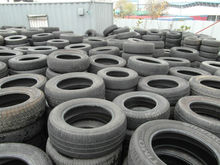 Scrap tire for sale