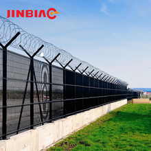 Perimeter Airport Security Fencing indoor security decorative security fence