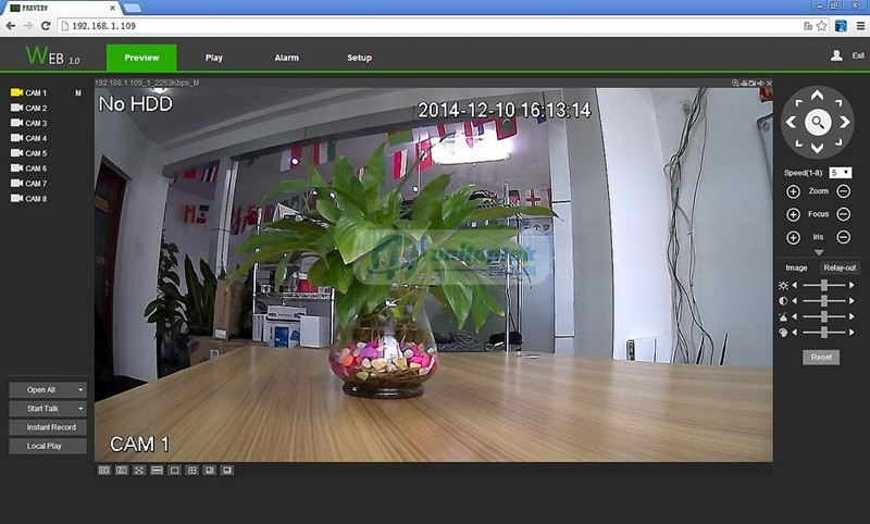 "5MP IP66 IP Camera 1.8"" SONY IMX178 Full HD 5.0MP(2592*1944) 25/30FPS,IR Range 10m"