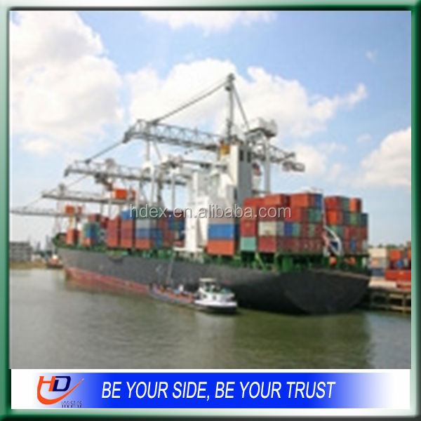 sea freight containers shipping to New Zealand