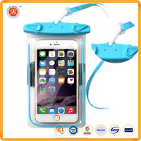 Fancy Sports Mobile Phone Lanyard Pvc Waterproof Bag From China Manufacturer