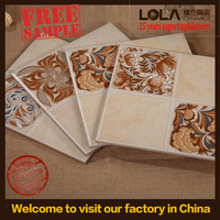 Foshan 300x300 kajaria tiles ceramic bathroom tile,25 years factory,new alibaba store no profit for sale