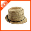 2016 New Design Wholesale Natural Straw Hat