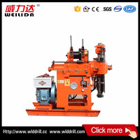 30-100m depth mining core drilling machine / drilling rig for sale