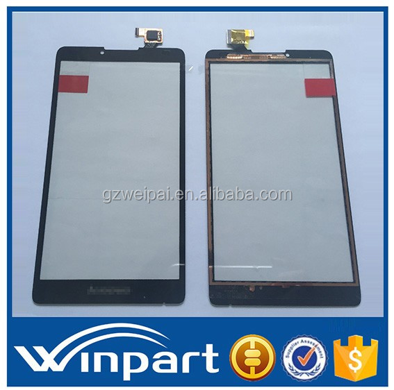 [win part]Wholesale Mobile Phone Spare Parts factory price Replacement touch screen digitizer For Lenovo a880 black white