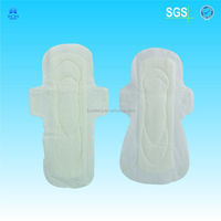 Ultra disposable sanitary napkin pad for woman