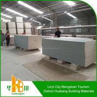 Dry Wall Gypsum Board Manufacturers In China