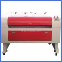 High Precision Auto Focus Reci 80W CO2 LaserCutter 900*600mm Laser Engraving Machine