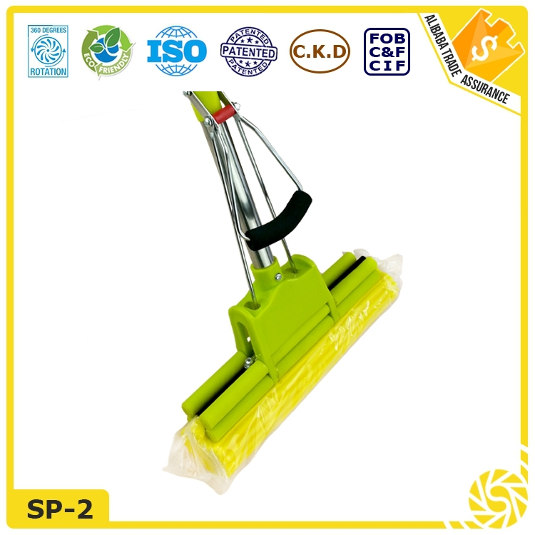 extendable PVA MOP water squeegee mop for cleaning