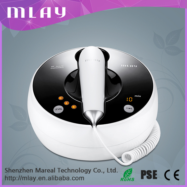 Radio frequency facial machines skin care