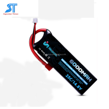 Shenzhen Lipo Battery RC Car lipo battery hard case 14.8V 6000mAh 60C